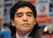 Resignation never crossed my mind: Diego Maradona
