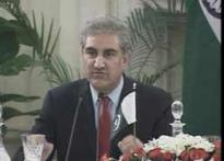 Pak will cooperate with India at every level: Qureshi