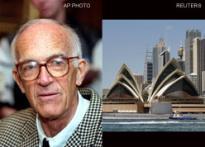 Architect Utzon dead, Sydney Opera House to darken
