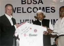 Bayern to set-up an academy in India