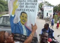 Kenya celebrates the victory of 'our brother Obama'