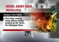 More Army officers under scanner for Malegaon blast