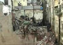 Six killed in Mumbai building collapse