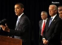 Prez-elect Obama addresses his first press conference