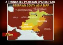 Pak upset over its truncated map in US daily
