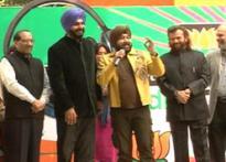 BJP woos young Delhi voters to rock Cong regime