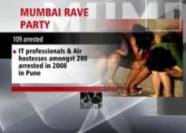 Mumbai rave partygoers test positive for drugs