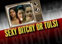 Watch: Changing roles; sexy, bitchy or Tulsi