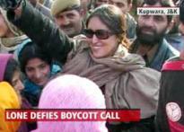 J-K Poll: Shabnam says she is not a politician