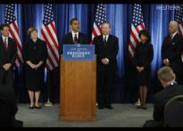 Obama rolls out team to put America back on track
