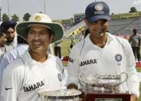 Sachin praises Sourav, says he'll be missed
