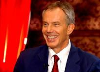 CNN-IBN special: Cherie and Tony Blair on world issues