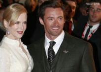 <i>Australia</i> star's wife liked his Kidman kiss scene