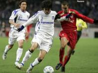 Japan's Gamba win to set up Manchester United clash