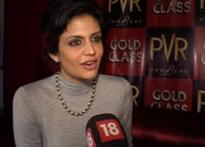 Mandira Bedi plays a cricket buff in <i>Meerabai Not Out</i>