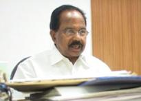 Winning Delhi is like winning India: Veerappa Moily