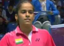 Saina makes it to the women's badminton top 10 ranking