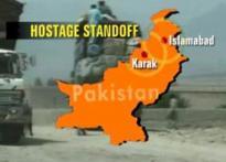 Militants torch 150 NATO trucks in Pakistan, kill guard