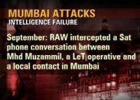 Govt failed to process RAW inputs on Mumbai attack