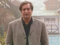 Sajjad Lone admits high voter turnout in J-K a setback