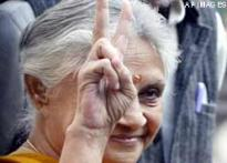 Sheila stumps BJP, set to retain power in Delhi