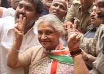 Age no bar, Sheila Dikshit wins young voters' hearts