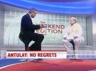 Weekend Edition: I am proud of my comments, says Antulay