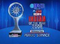 Indian of the Year public service: Madhavan Nair