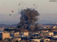 Gaza bleeds, Israel warns of escalation in strikes