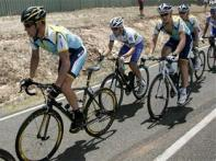 Armstrong complete first stage at Tour Down Under