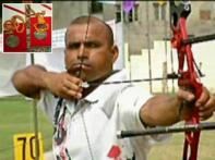 India's archery coach Limba Ram living in a garage