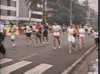Mumbai running: 43 km full marathon begins in Mumbai