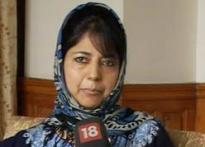 PDP quits UPA in Delhi; Mehbooba thanks Sonia