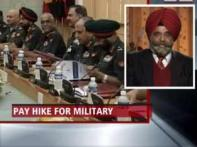 Army wins wage war, gets separate pay panel