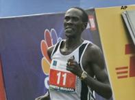 Kenyans sweep top 3 positions at Mumbai Marathon