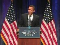 Presidential inauguration: Day in the diary of Obama