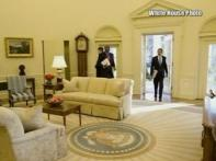 Watch: Obama wants the White House to be 'wired'