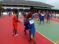 Thai prisoners train for Olympics 2010