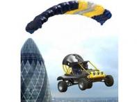 UK prepares prototype flying car for trip to Africa