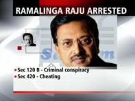 Top Satyam managers under probe, Raju grilled