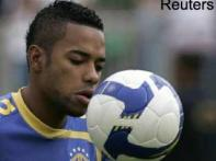 Soccer star Robinho denies assault allegations