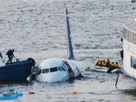 Divers locate US Airways' engine in River Hudson