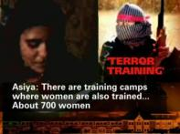 Woman terrorist spills the beans on PoK terror camps