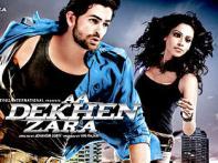 Music review: <i>Aa Dekhen Zara</i>
