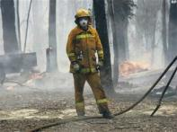 Man charged with starting wildfires in Australia