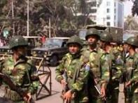 Watch: Bangladesh border guards rebel, take hostage