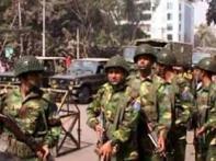 Watch: Bangladesh border guards rebel, take hostage