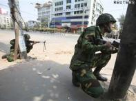 Bangladesh toll is 61 dead, Hasina vows action