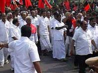 DMK holds rally in support of Sri Lankan Tamils