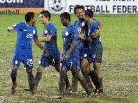 Schoolboys can beat Indian football team, says minister